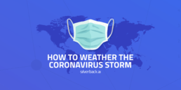 how to weather the coronavirus storm